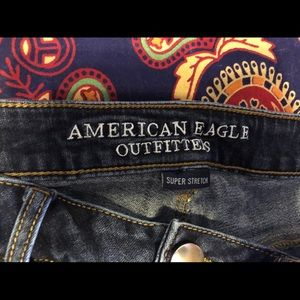 American Eagle Outfitters Jeans - American eagle high rise jegging